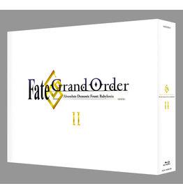 Aniplex of America Inc Fate/Grand Order Absolute Demonic Front Babylonia Box Set II Blu-ray