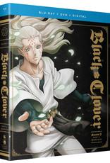 Funimation Entertainment Black Clover Season 3 Part 2 Blu-ray/DVD