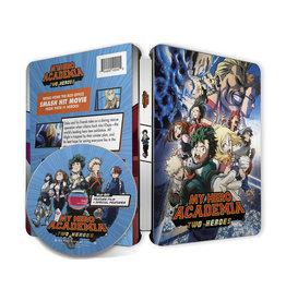 Funimation Entertainment My Hero Academia Two Heroes Steelbook Blu-ray