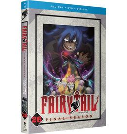 Funimation Entertainment Fairy Tail Final Season Part 26 Blu-ray/DVD