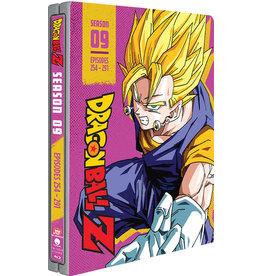 Funimation Entertainment Dragon Ball Z Season 9 Steelbook Blu-ray