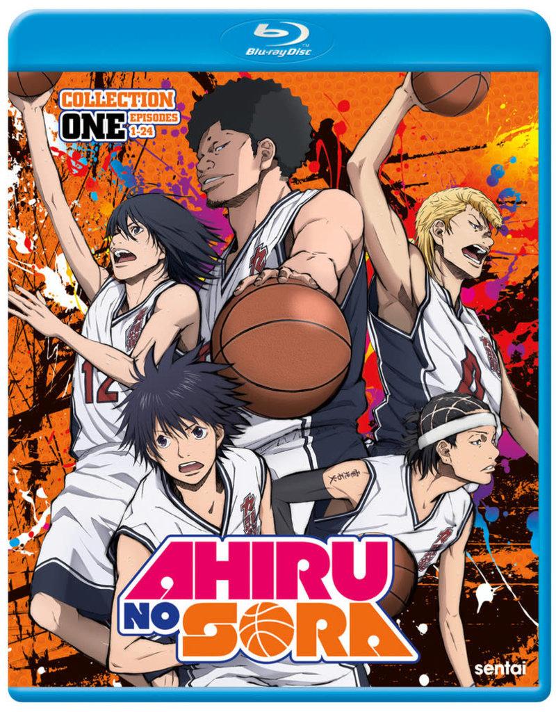 Sentai Filmworks Ahiru no Sora Collection 1 Blu-ray