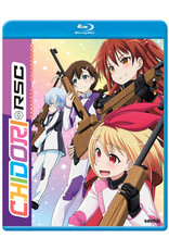 Sentai Filmworks Chidori RSC Blu-ray