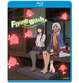 Sentai Filmworks Flying Witch Blu-ray