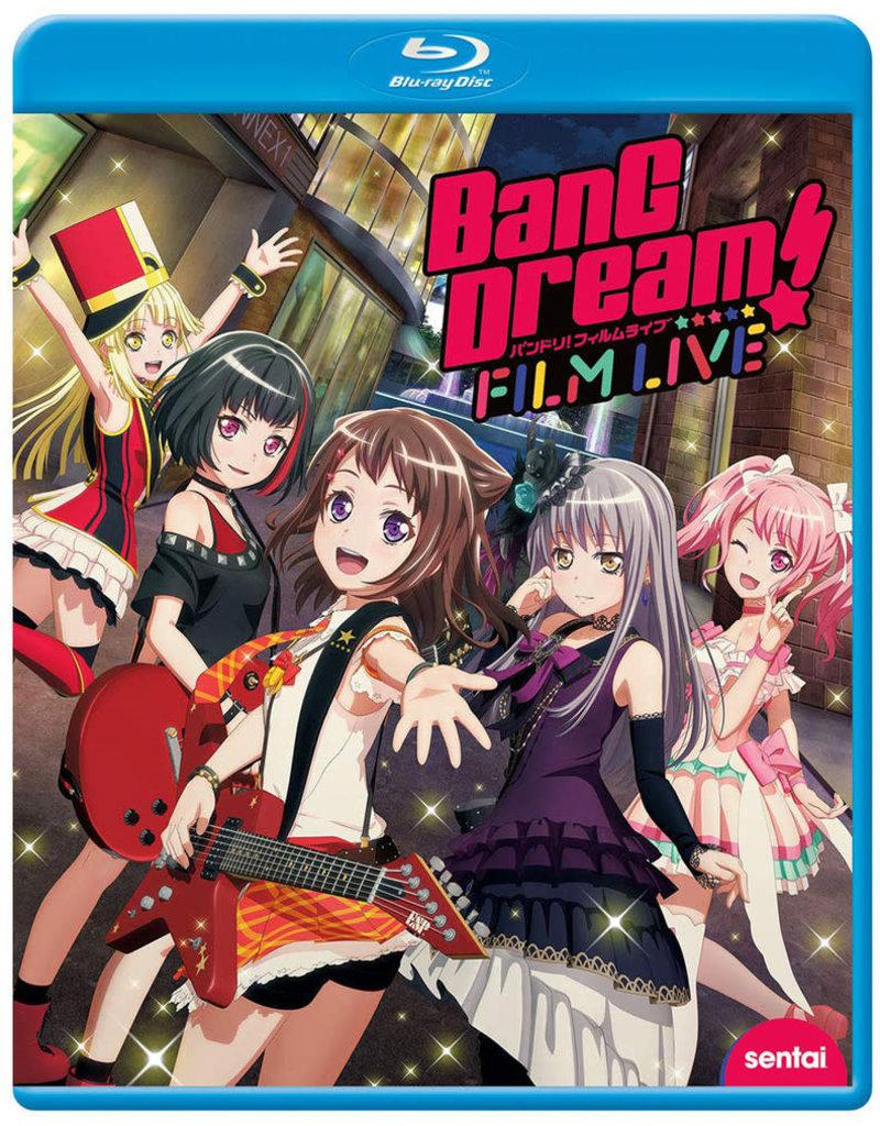 Sentai Filmworks BanG Dream! Film Live Blu-ray