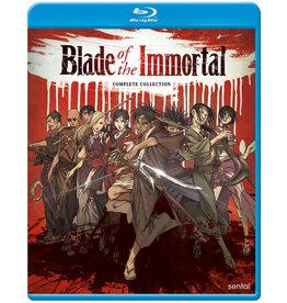 Sentai Filmworks Blade of the Immortal Blu-ray