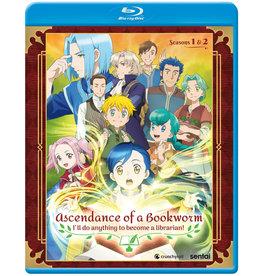 Sentai Filmworks Ascendance of a Bookworm Blu-ray