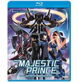 Sentai Filmworks Majestic Prince Genetic Awakening Blu-ray