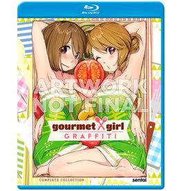 Sentai Filmworks Gourmet Girl Graffiti Blu-ray