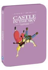 GKids/New Video Group/Eleven Arts Castle in the Sky Steelbook Blu-ray/DVD