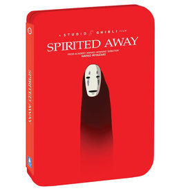 GKids/New Video Group/Eleven Arts Spirited Away Steelbook Blu-ray/DVD