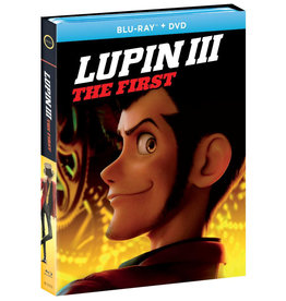 GKids/New Video Group/Eleven Arts Lupin the 3rd The First Blu-ray/DVD