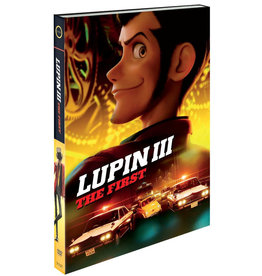 GKids/New Video Group/Eleven Arts Lupin the 3rd The First DVD