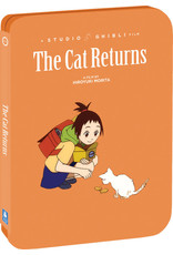 GKids/New Video Group/Eleven Arts Cat Returns, The Steelbook Blu-ray/DVD