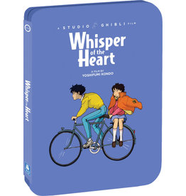 GKids/New Video Group/Eleven Arts Whisper of the Heart Steelbook Blu-ray/DVD