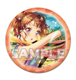Bushiroad BanG Dream! Luminous Capsule Can Badge Poppin' Party