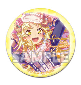 Bushiroad BanG Dream! Luminous Capsule Can Badge Hello Happy World