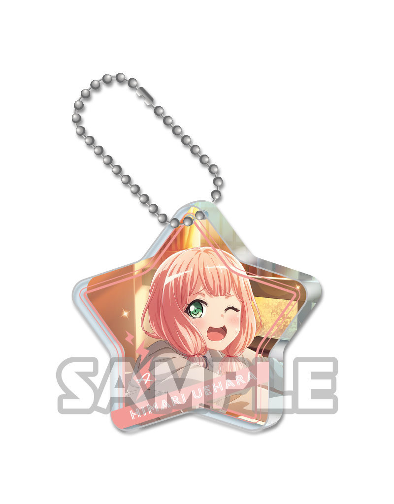 Bushiroad BanG Dream! Jewel Acrylic Capsule Charm Afterglow