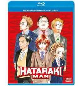 Sentai Filmworks Hataraki-Man Blu-Ray