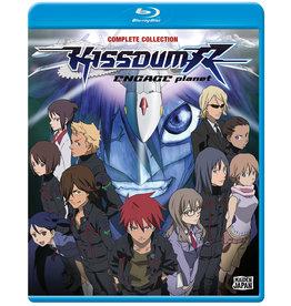 Sentai Filmworks Kissdum-R Engage Planet Blu-Ray
