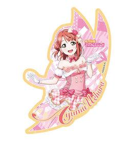 Ensky Love Live! Nijigasaki HS Idol Club Travel Sticker