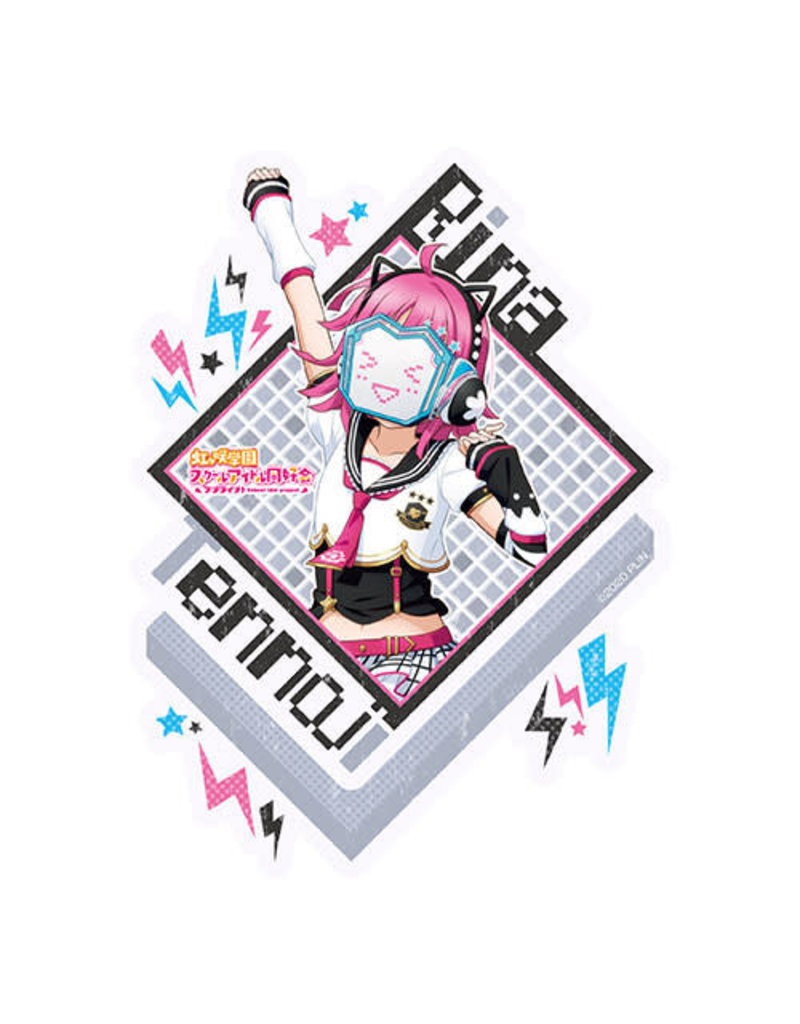 Ensky Love Live! Nijigasaki HS Idol Club Travel Sticker