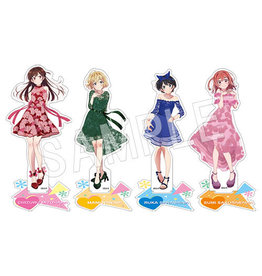 Chugai Contents Rent a Girlfriend Acrylic Stand Formal Dress Vers.