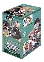 Bushiroad Kantai Collection 2 (Full Booster Box)  Weiss Schwarz