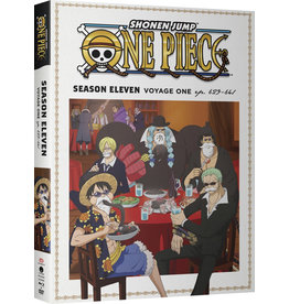 Funimation Entertainment One Piece Season 11 Part 1 Blu-ray/DVD