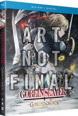 Funimation Entertainment Goblin Slayer Goblin's Crown Movie Blu-ray