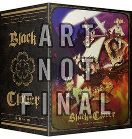 Funimation Entertainment Black Clover Season 3 Part 3 Collector's Box Blu-ray/DVD
