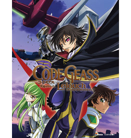 Funimation Entertainment Code Geass Collectors Edition Blu-Ray/DVD*