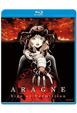 Sentai Filmworks Aragne Sign of Vermillion Blu-ray