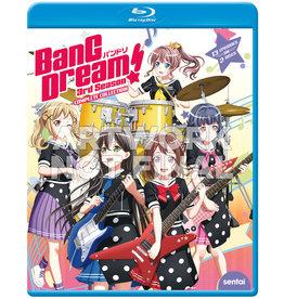 Sentai Filmworks BanG Dream! Season 3 Blu-ray