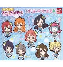 Bushiroad Love Live! Nijigasaki HS Capsule Rubber Strap Vol. 4