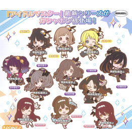 Bandai Idolm@ster Shiny Colors Rubber Capsule Strap Vol. 1