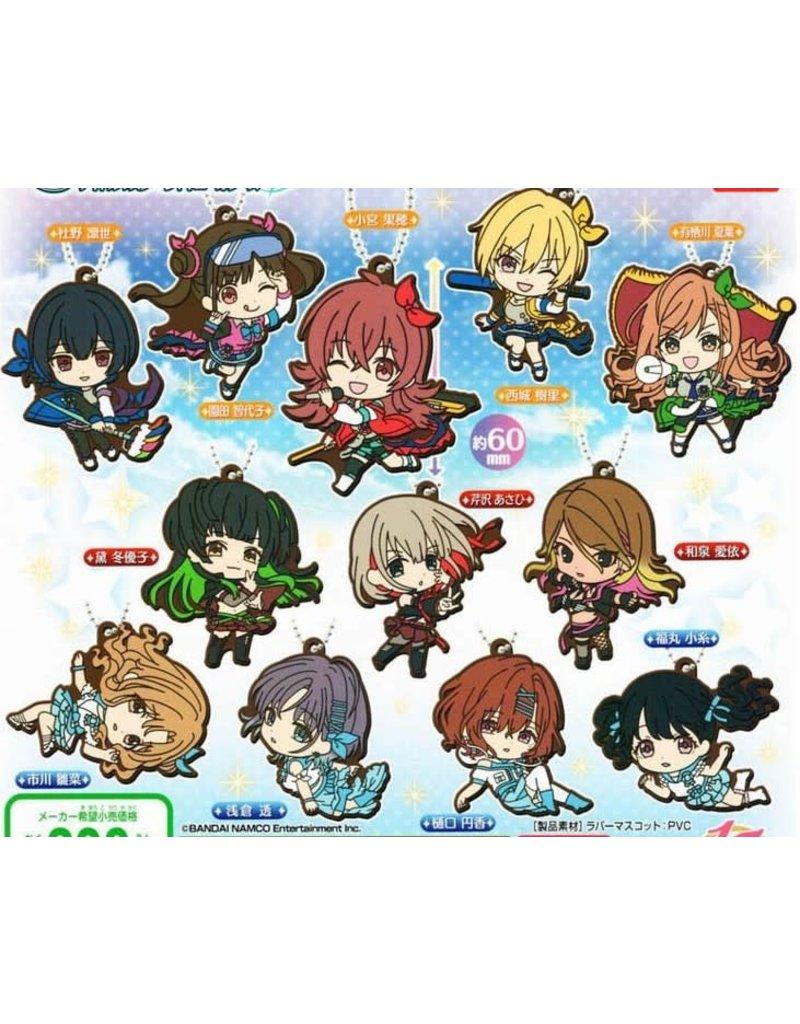 Bandai Idolm@ster Shiny Colors Rubber Capsule Strap Vol. 2