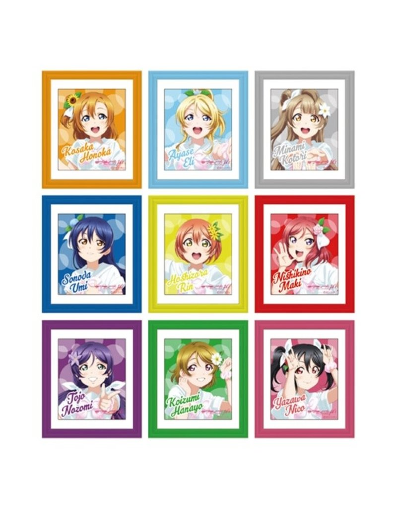 Love Live! μ's A song for You! You? You !! Trading Magnet