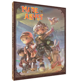 Sentai Filmworks Made In Abyss Theatrical Collection Steelbook Blu-ray