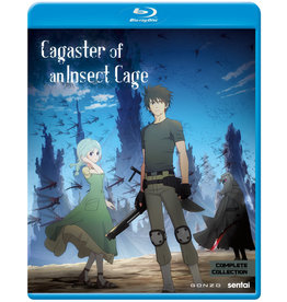 Sentai Filmworks Cagaster of an Insect Cage Blu-ray