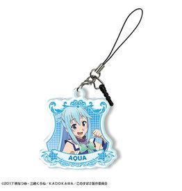 License Agent Konosuba 2 Acrylic Charm License Agent