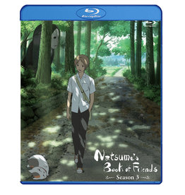 NIS America Natsume's Book of Friends Season 3 Blu-ray Standard Edition