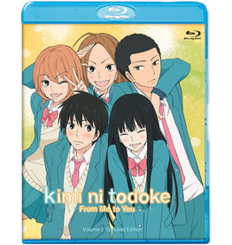 NIS America Kimi ni Todoke - From Me to You Vol 2 Blu-Ray Standard