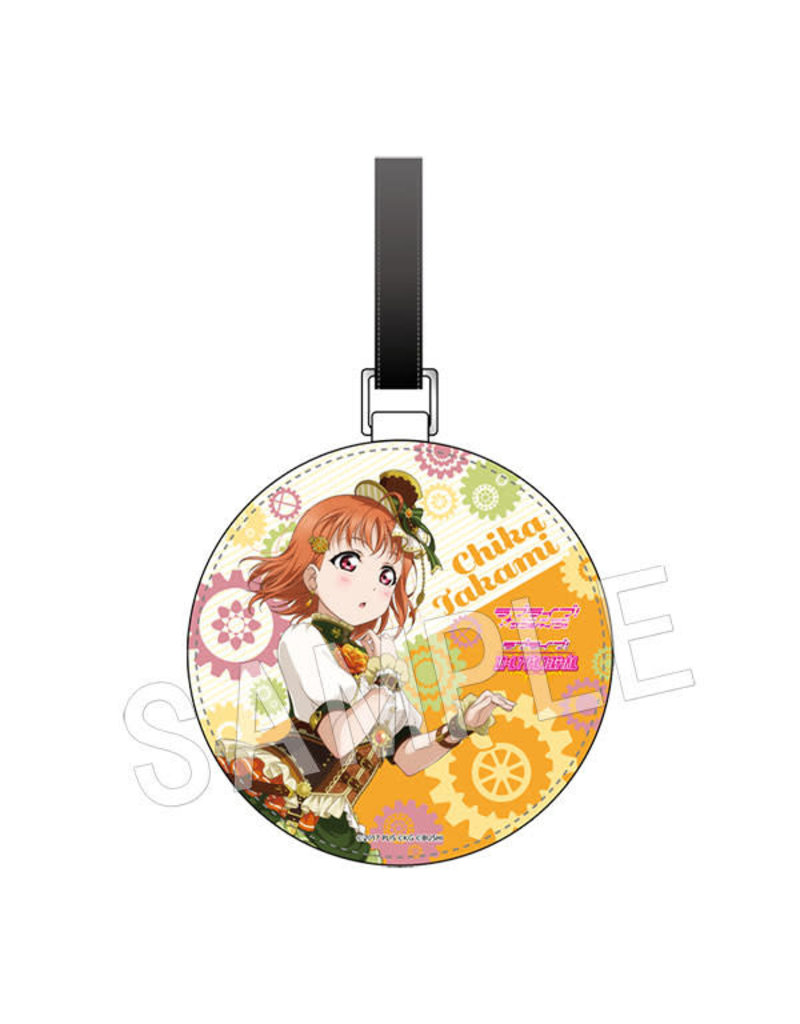 Love Live! SIF All Stars Luggage Tag Aqours