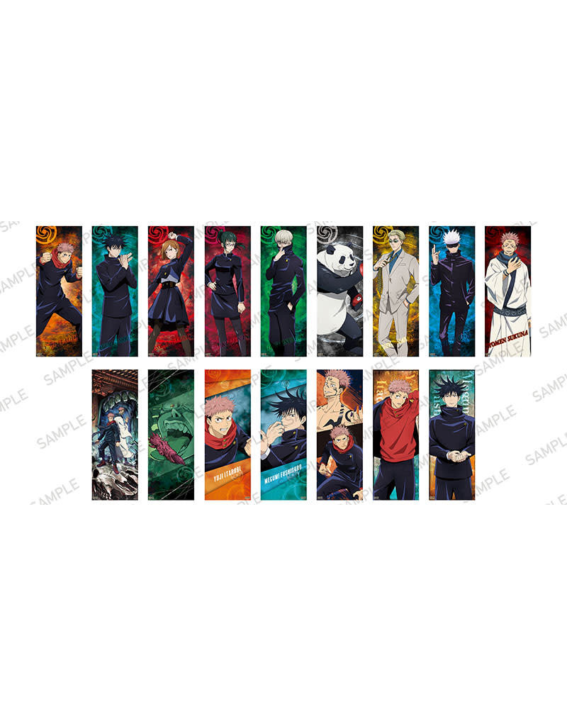Kadokawa Jujutsu Kaisen Pos x Pos Collection (2 posters)