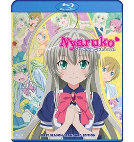 NIS America Nyaruko: Crawling With Love! Season 1 Standard Edition