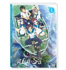 NIS America Lull in the Sea, A Vol. 1 DVD Standard Edition