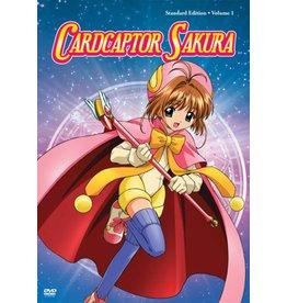 NIS America Cardcaptor Sakura Vol 1 Standard Edition DVD*
