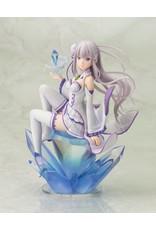 Kotobukiya Emilia Re:Zero Figure Kotobukiya
