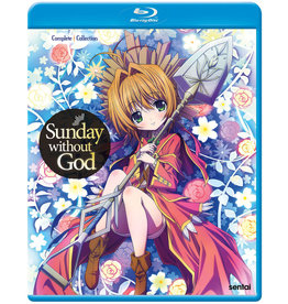 Sentai Filmworks Sunday Without God Blu-Ray